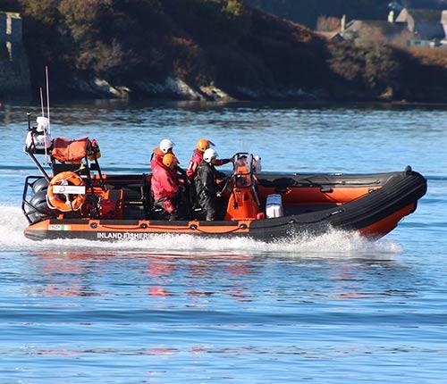 delta power boats