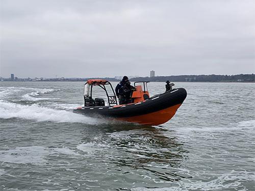 Solas Boat